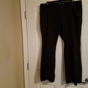 Torrid work wear pants